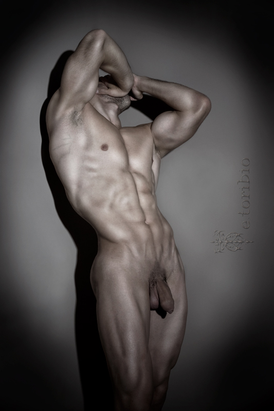 Nude Male Erotic Photography