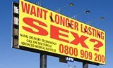 SEX SELLS! And also stirs up CONTROVERSY.