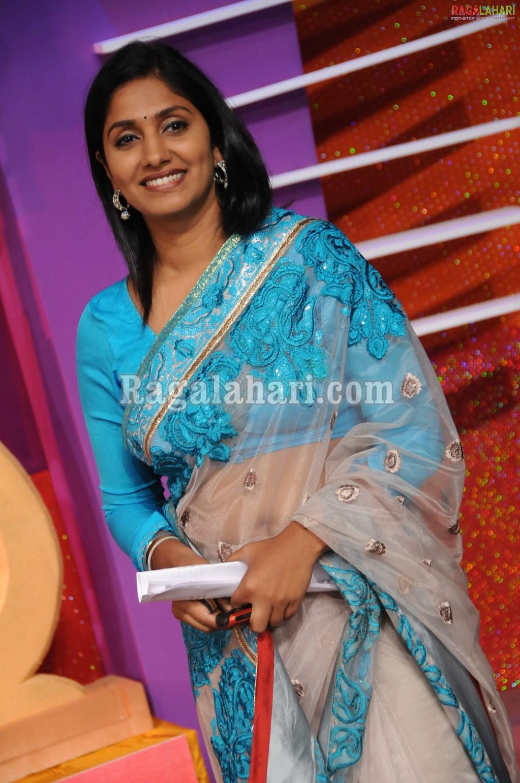 Tv Anchor Jhansi At An Event-8470