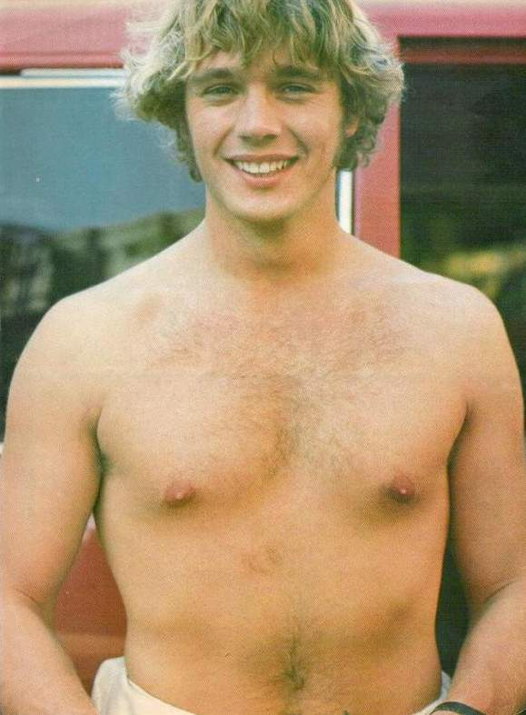 John schneider naked