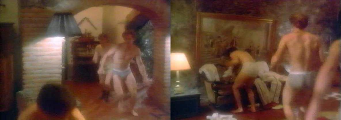 Hot gay scene jason and benjamin are from 7