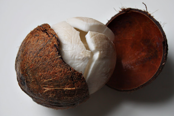raw vegan corn coconut recipe