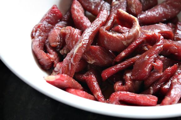 sun-dried beef recipe