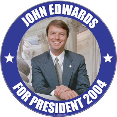 john edwards psychic fake. cutting horse association john