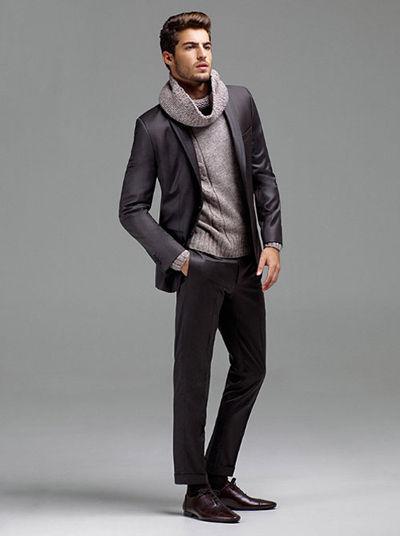 37c886a2de Isso é fundamental para aqueles homens que gostam de se vestir de maneira  formal