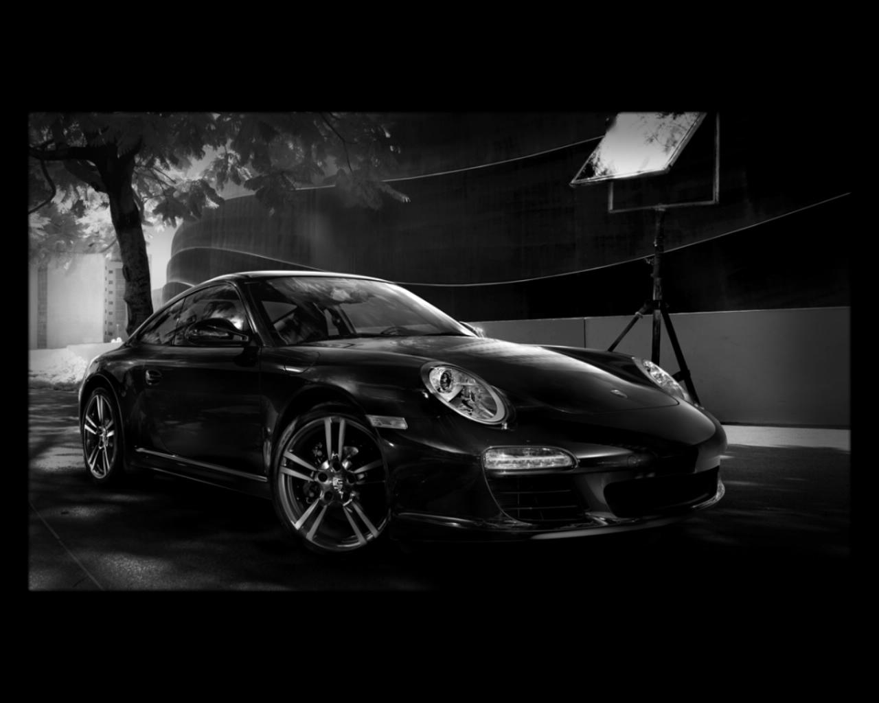 beverly hills porsche official blog: 2011 911 carrera black edition