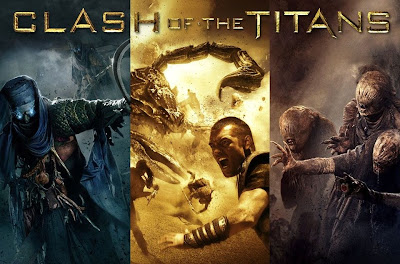 Clash of the Titans movie starring  Sam Worthington