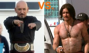 Prince of Persia The Sands of Time - Jake Gyllenhaal vs Ben Kingsley