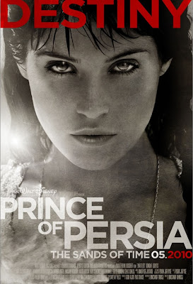 Gemma Arterton as Princess Tamina - Prince of Persia Movie