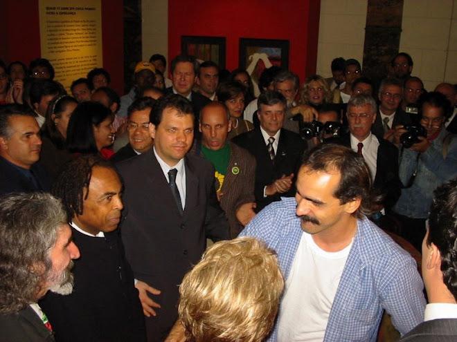 Ministro Gilberto Gil