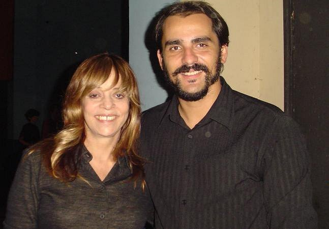 Glória Perez ; convite para minisséire