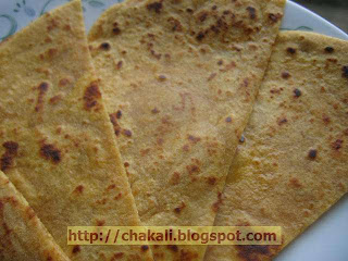 Ratale poli, ratale recipe, Sweet potato Recipe, Sweet Potato roti, maharashtrian Recipe, indian grocery