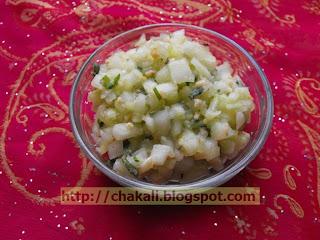 cucumber salad, indian salad, indian raita, kakadichi koshimbir, koshimbir, kachumbar, khamang kakdi, Low calorie salad recipe