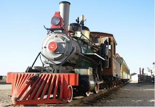 History of No. 2 | Pacific Coast Railroad Company Pacific Railway Company