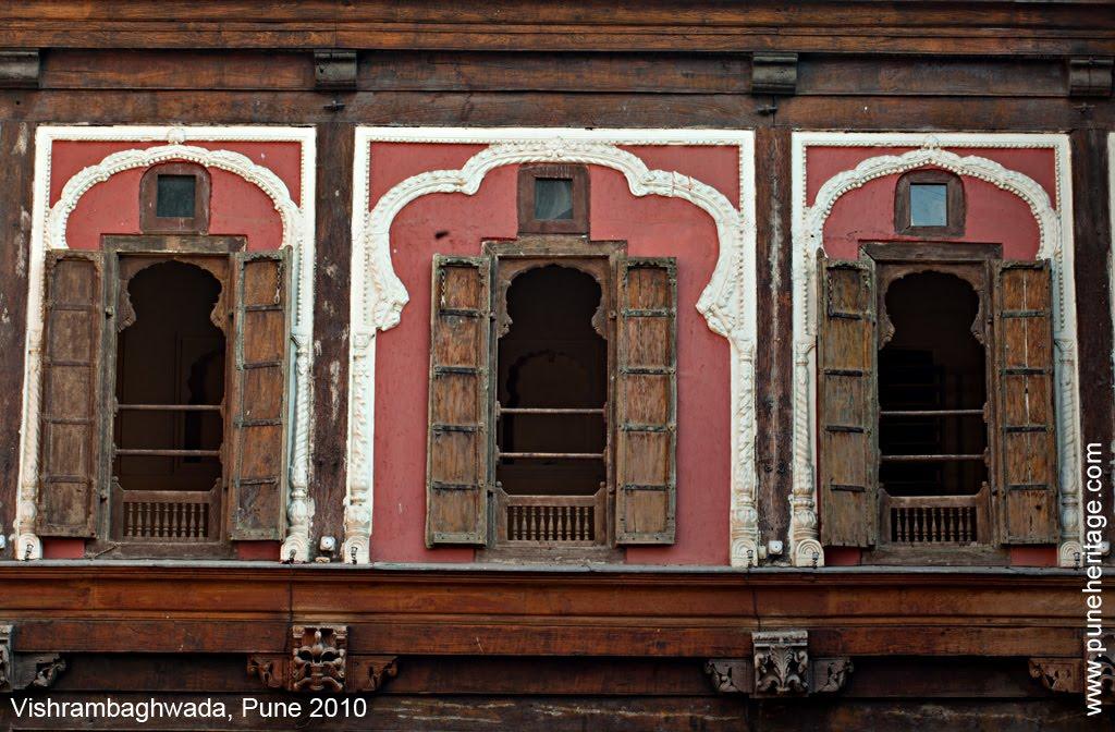 Pune Heritage Vishrambaghwada Pride Of Pune