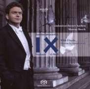 Anton Bruckner: Symphonie Nr. 9 (vervollständigt, Finale in der Aufführungsfassung Samale-Phillips-Cohrs-Mazzuca), Sinfonieorchester Aachen, Marcus Bosch