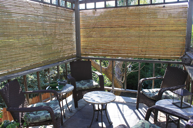 In And Nest Porch Deck