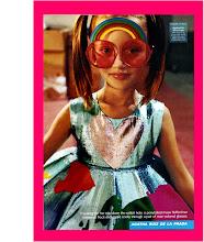 AGATHA y COOKIE MAGAZINE la revista infantil más leída de EEUU