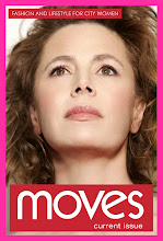 "NEW YORK MOVES MAGAZINE AWARDS AGATHA RUIZ DE LA PRADA AS ""POWER WOMAN 2008"""