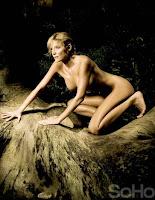 Johana Uribe Velez Fotos Para La Revista Soho Y Para La Agencia De Modelos Athenea