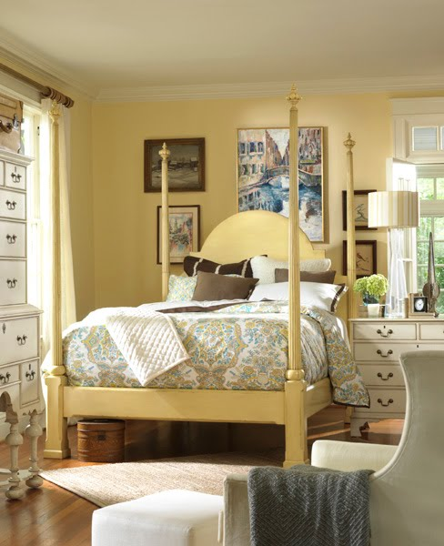 Cape Porpoise Kitchen: Of Things Past...: Painted Furniture Inspiration