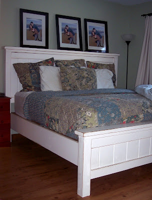 Ana's Farmhouse Bed