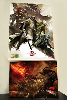 Concept Art Guild Wars 2 на GamesCom 2010