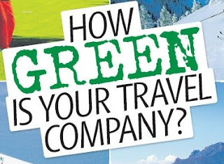 How green is your travel company?