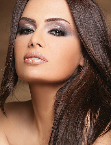Arabic Eyes Makeup - ISTYLE 360