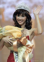 kamidia radisti juara miss world