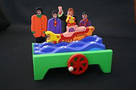 El Submarino de Mario Calderon