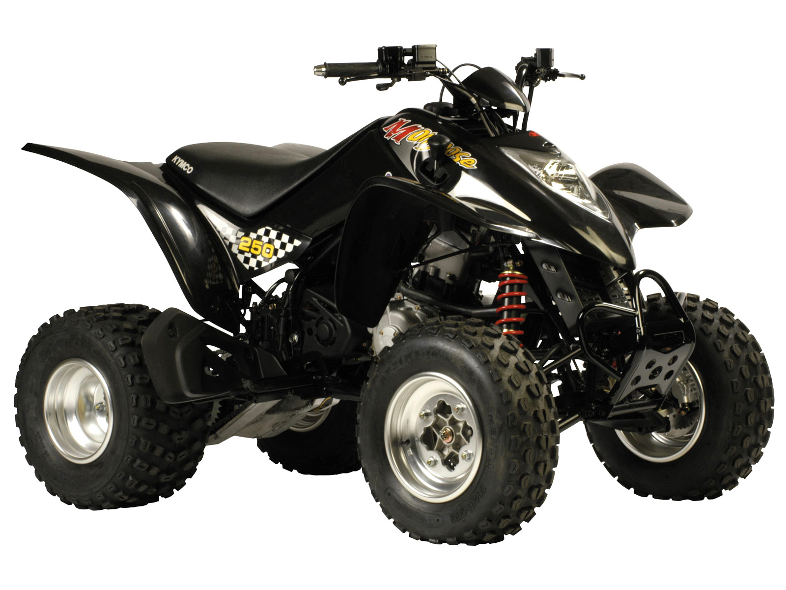 2006 mongoose 250 kymco atv pictures specs insurance info. Black Bedroom Furniture Sets. Home Design Ideas