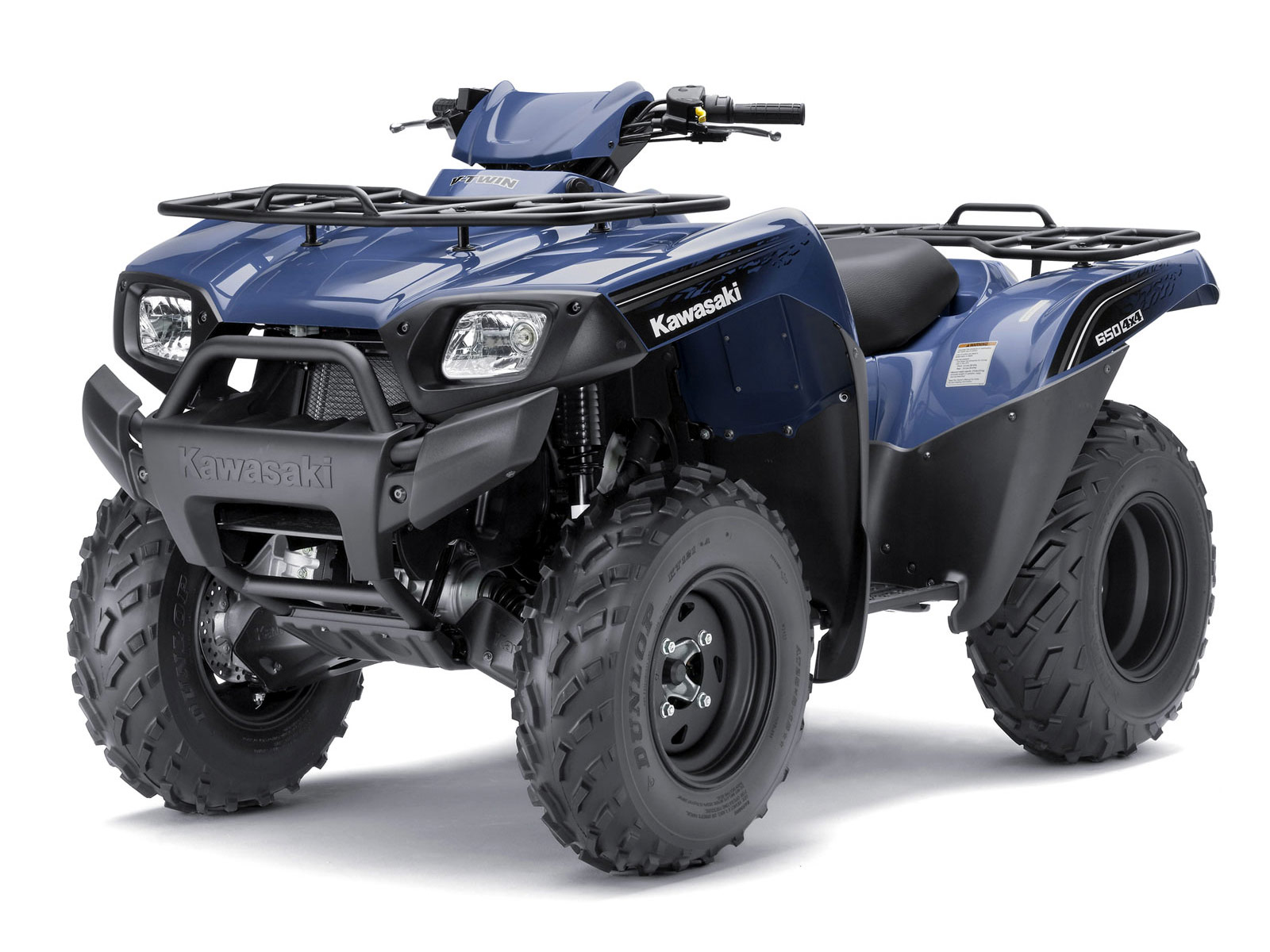Kawasaki 4 Wheelers Brute Force