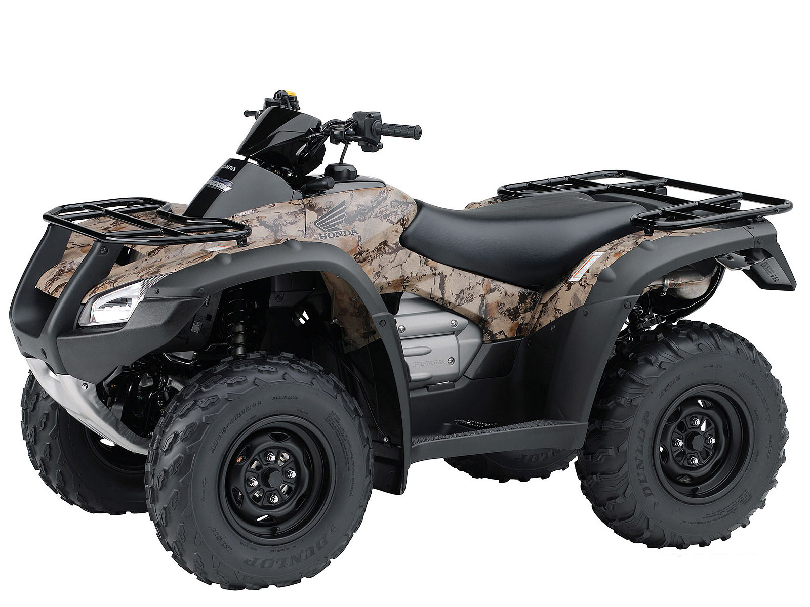 2011 FourTrax Rincon TRX680FA HONDA ATV pictures and specs.