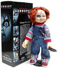 The Gallery Toys Bride Of Chucky Talking 26 Chucky Doll