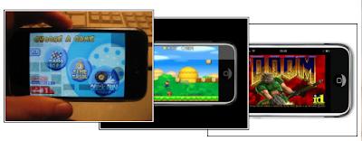 sample iphone games iPhone da joystick ile oyun