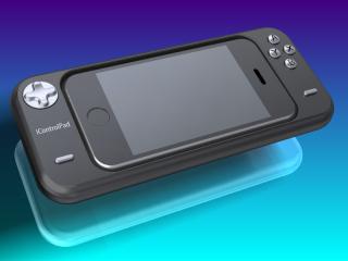ss icontrolpad iPhone da joystick ile oyun