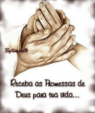 Receba as Promessas de Deus sobre sua vida!!