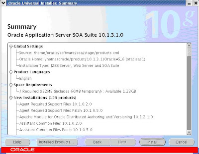 Install Oracle SOA Suite : 10 1 3 1 0 - Oracle Trainings for
