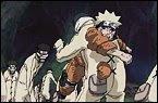 Misaki Vs Orochimaru (Rango Kage Off Lider Hozuki) 3