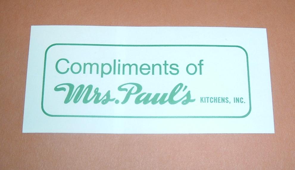 Mrs Paul S Kitchens Inc