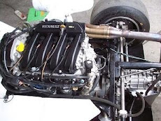 MOTOR RENAULT F 4