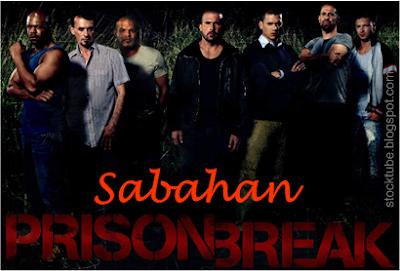 Sabahan Prison Break