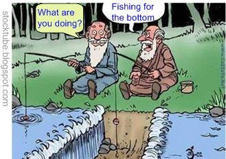Stocks - Fishing for bottom