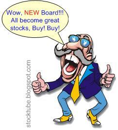 Merged Boards - Quality Stocks?
