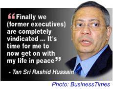 Rashid Hussain RHB