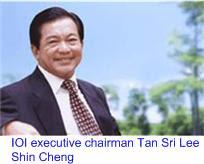 IOI Lee Shin Cheng
