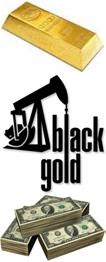 Gold Oil and Cash