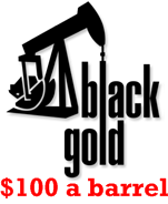 Oil Prices at $100 a barrel