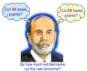 bernanke to cut rate again